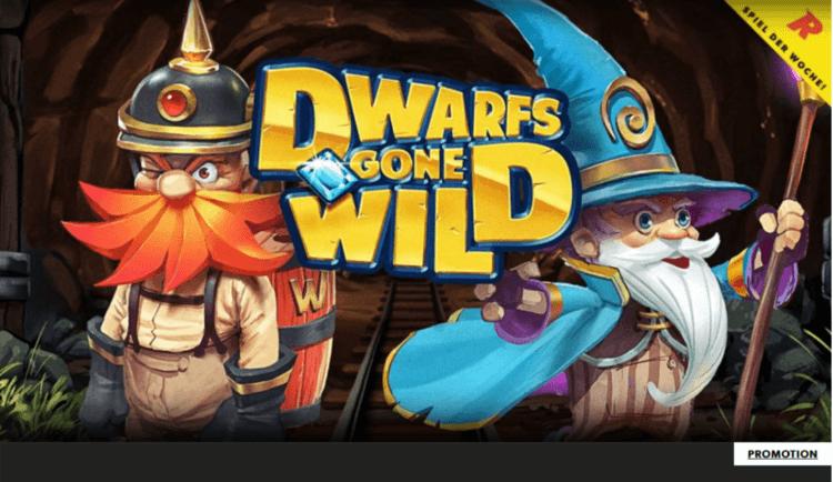 Dwarfs Gone Wild Rizk Casino