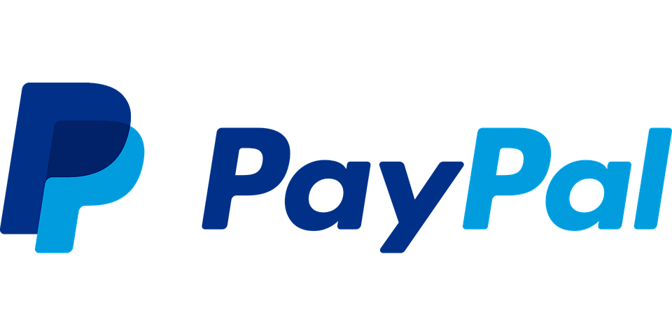 Online Casino PayPal Logo