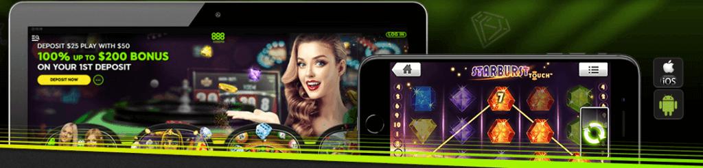 888 Casino App Erfahrungen