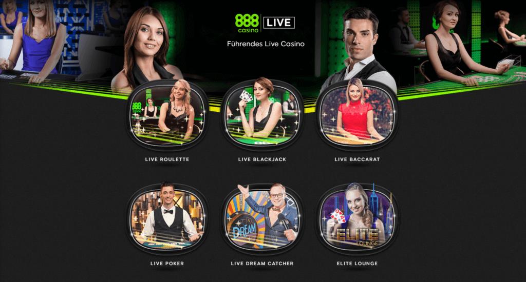 888 Live Casino Erfahrungen