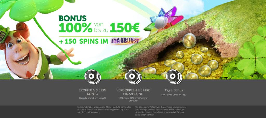 Casinoluck Bonus Erfahrungen