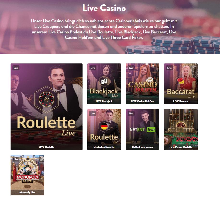 Dunder Live Casino Erfahrungen