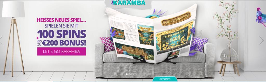Karamba Bonus Erfahrungen
