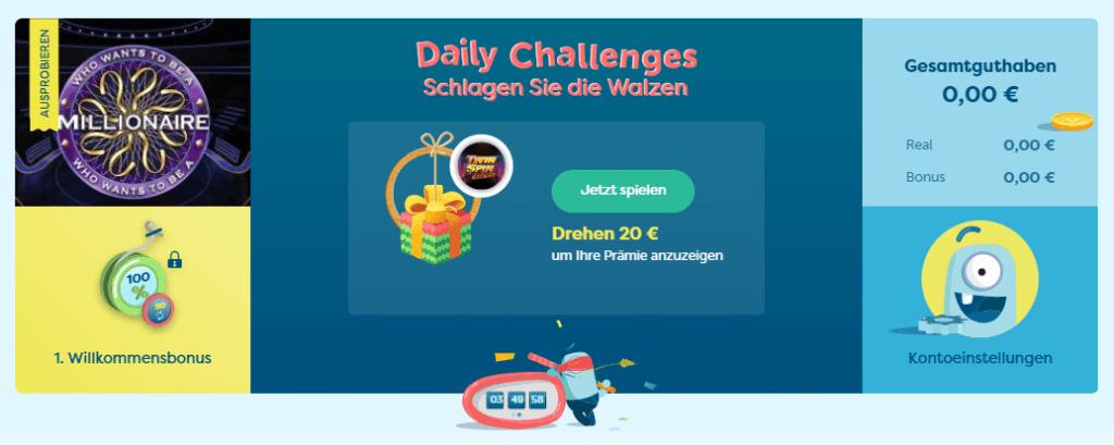 PlayFrank Erfahrungen Herausforderungen