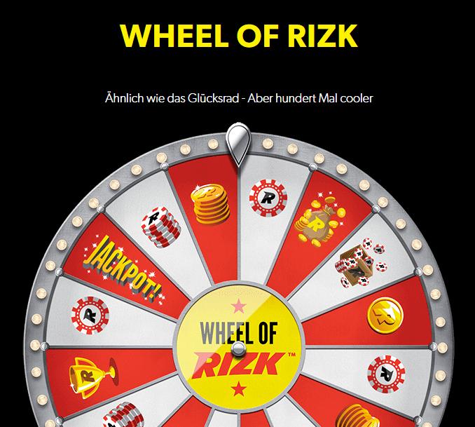 Rizk Casino VIP Erfahrungen