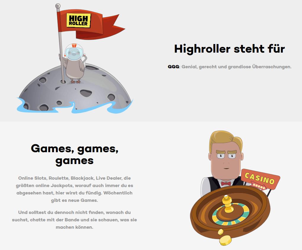 High Roller Casino Erfahrungen Fazit