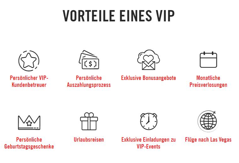 Vegas Hero VIP Erfahrungen