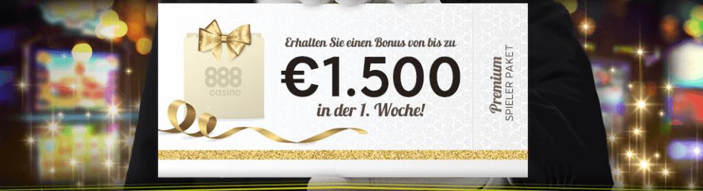 888 Casino VIP Bonus Erfahrungen