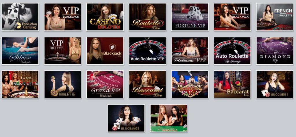 White Lion Live Casino Erfahrungen