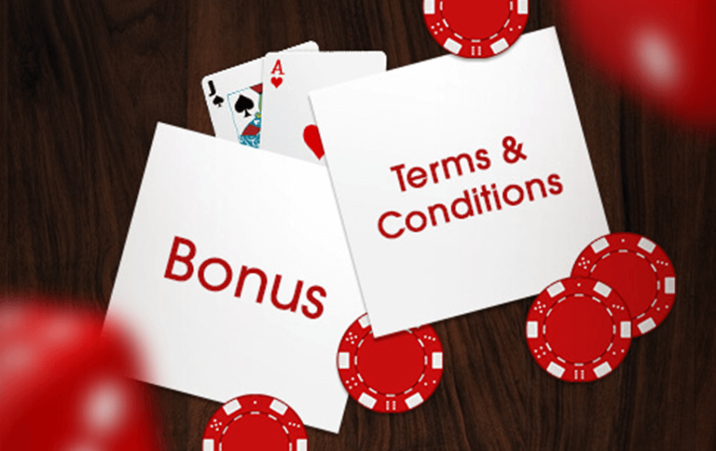 Bonusbedingungen in neuen Online Casinos