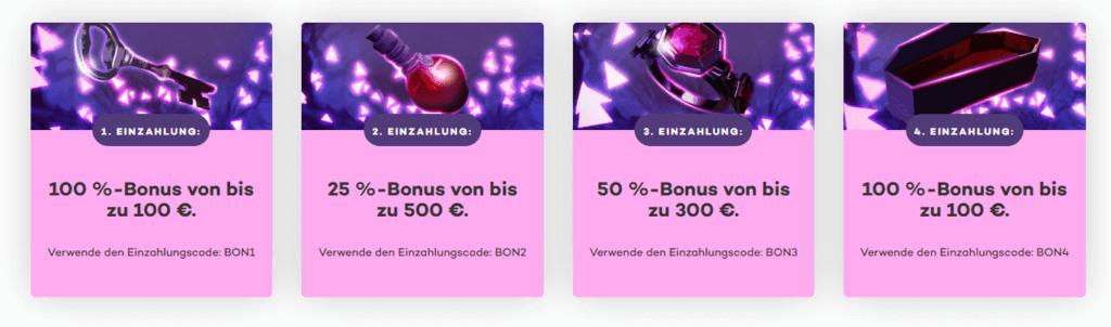 21.com Bonuspaket