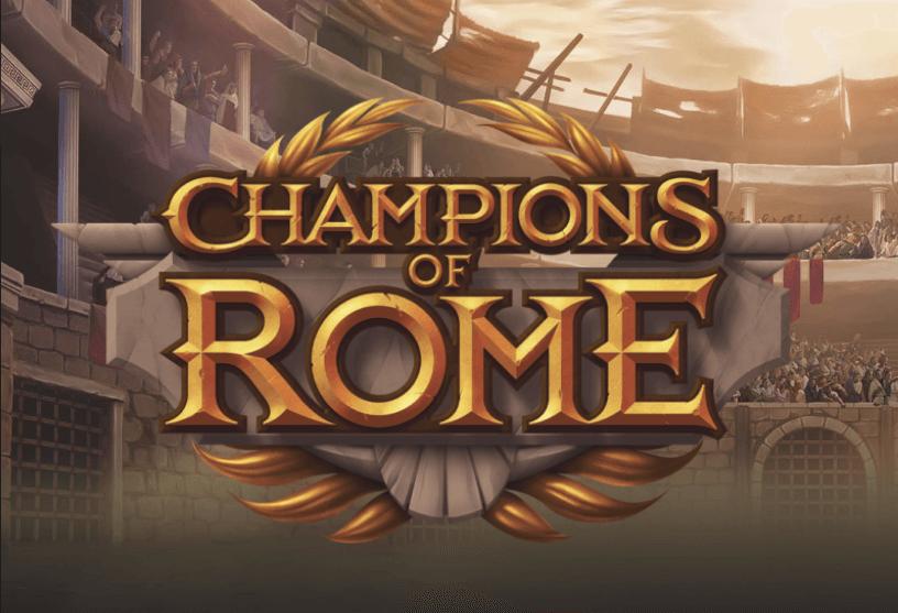 Champions of Rome Slot