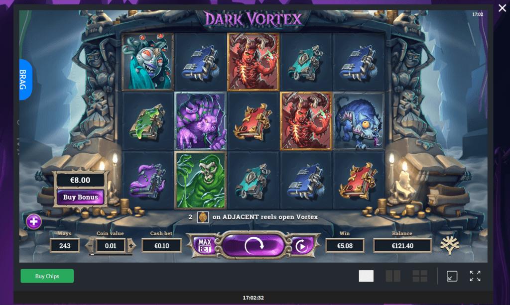 Dark Vortex Nach Runde 6