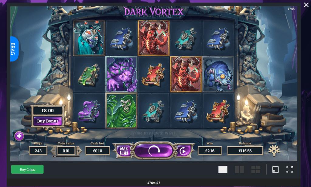 Dark Vortex Nach Runde 7