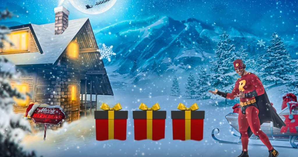 Rizk Casino Adventskalender