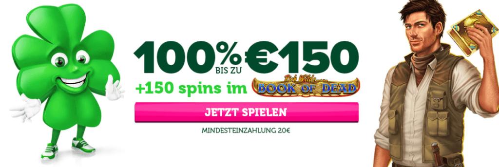 Casinoluck Neuer Bonus