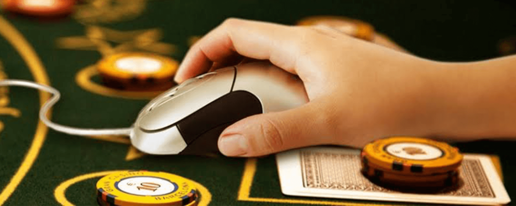 Online Casinos Illustration