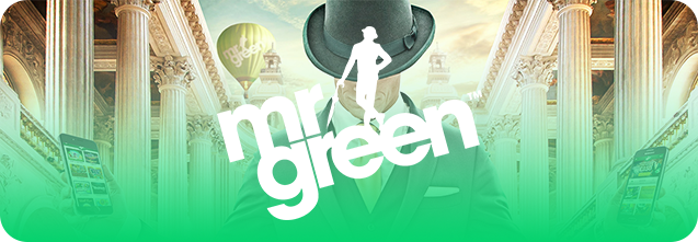 Mr Green Casinozentrum News Logo