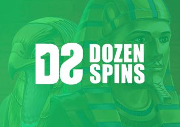 Dozen Spins Logo